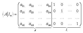 L�p ma tr�n chi khối cấp n x 2n