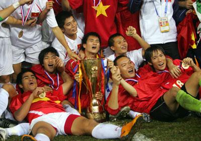 Việt Nam - tân vô địch Đông Nam Á - vietnam.net