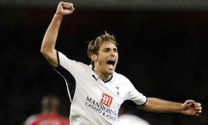 Tên của cầu thủ David Bentley của Tottenham được đặt tên cho một công trình toán học.