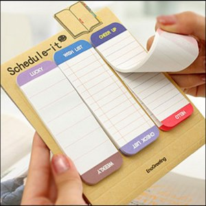 Thẻ ghi chú cho bài thuyết trình thành công